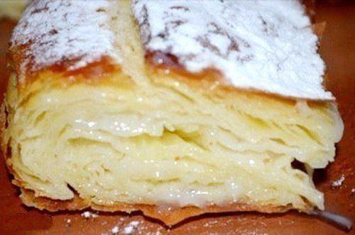 Это такой чудо пирог, даже не пирог, а вкуснючее пироженое, это безумно вкусно Ингредиенты:Для теста :1 ст. молока1/2 ч.л. сухих дрожжей(у меня 5 гр свежих)1 яйцо,чуть соли2,5 -3 ст. муки (у меня чут…