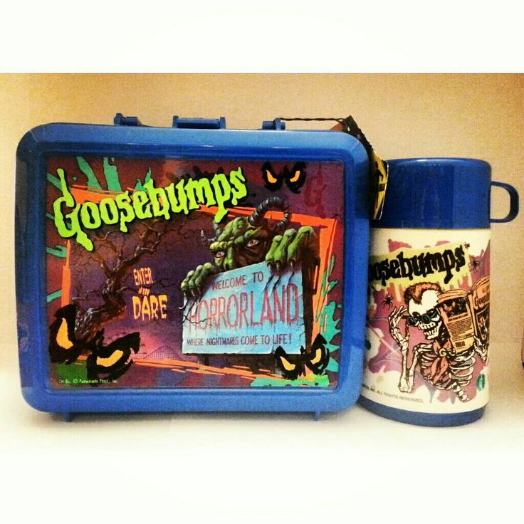 New With Tags 1995 Goosebumps Welcome to Horror Land Aladdin