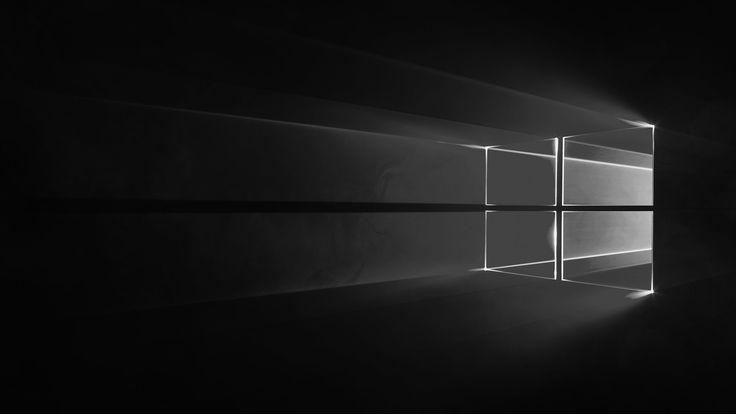 19201080 Windows 10 Black Hd Wallpaper 4k Black Hd Wallpaper Wallpaper Windows 10 Computer Wallpaper Desktop Wallpapers