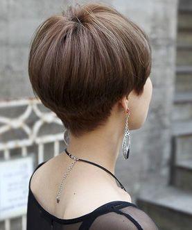 Модная женская стрижка (9)