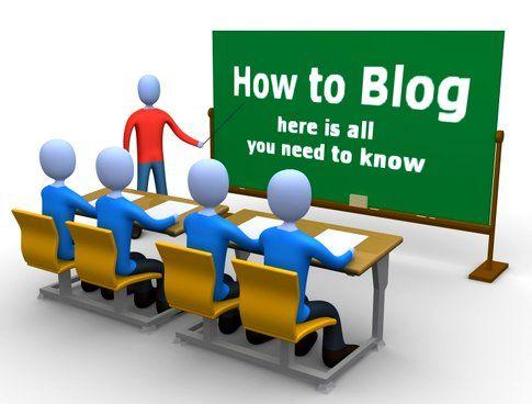 Jak blogować? – poradnik dla początkujących