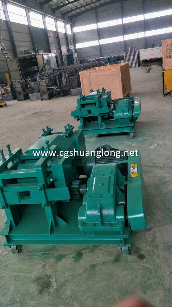 Pin by Shuanglong Machinery on rebar straightening machine