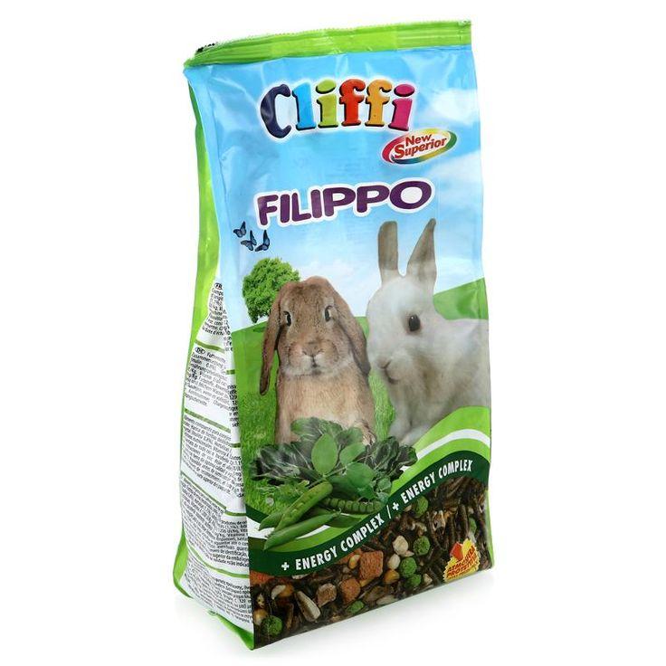 Корм для кроликов Cliffi
