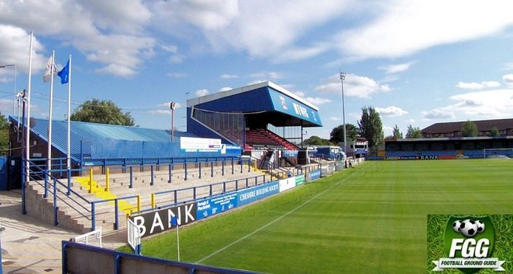 Moss Rose | Macclesfield Town FC | Football Ground Guide
