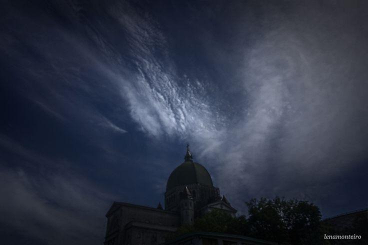The light... - Montreal, Quebec, Canada, North America