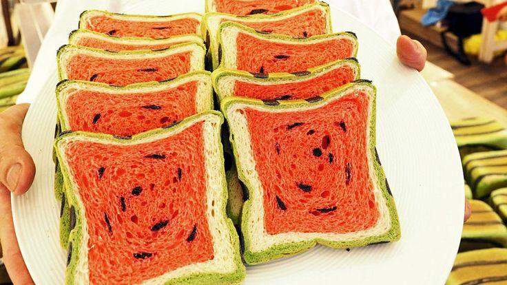square-watermelon-bread-jimmys-bakery-taiwan-9