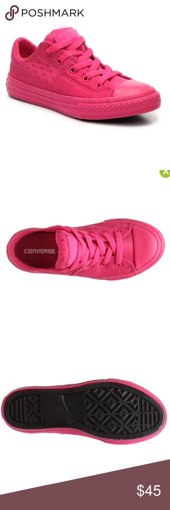 ⌚️️ONE HOUR SALE Converse pink size 6 Madison OX Brand new. Size 6. Color pink. Madison OX Converse Shoes Sneakers