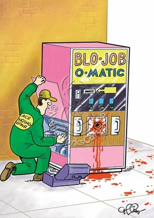 Blo-Job O Matic  Picture Of The Day  Funny Jokes, Funny -9890