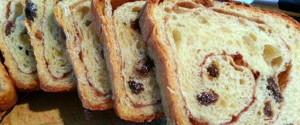 Worlds Best Cinnamon Raisin Bread Not Bread Machine Recipe - Genius Kitchensparklesparklesparklesparkle
