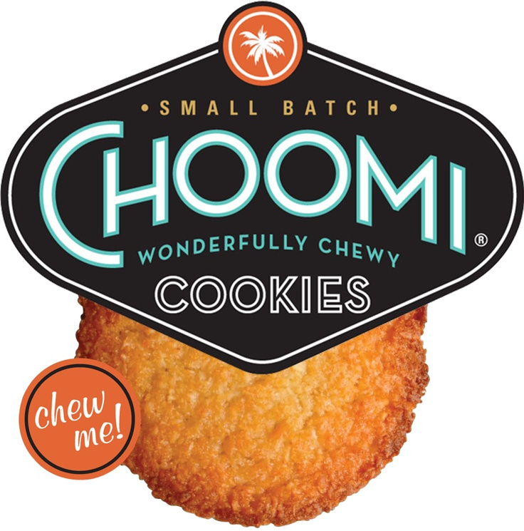 CHOOMI right out of Portland ME. Delicious and gluten