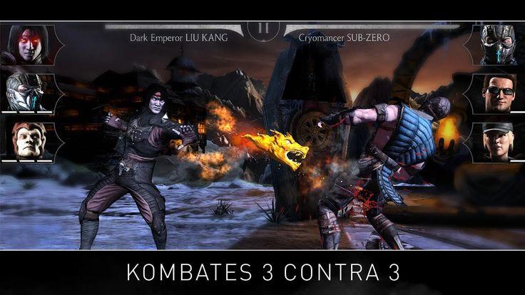 MORTAL KOMBAT X: captura de pantalla