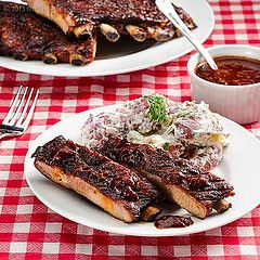 Oven Slow-Cooked Spare Ribs 3 by kitchenriffs, via Flickr