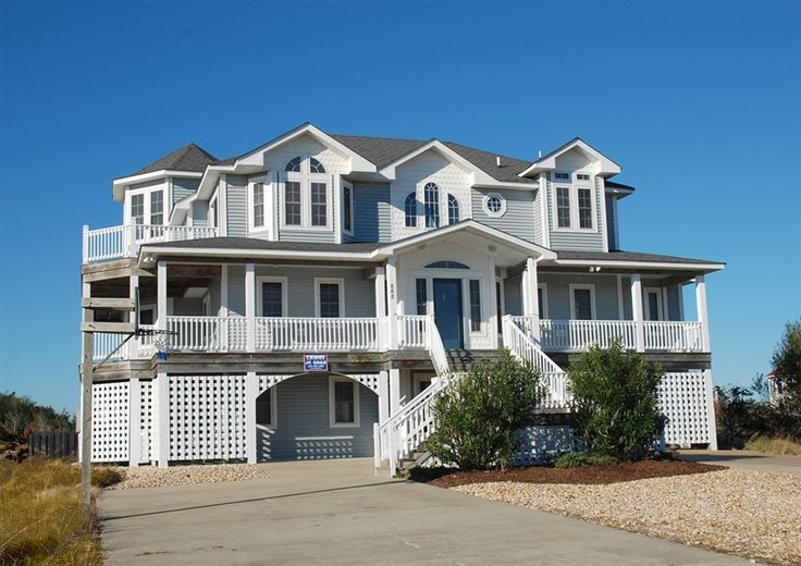 Twiddy Outer Banks Vacation Home - Scooby Dune - Corolla - Oceanside - 8 Bedrooms