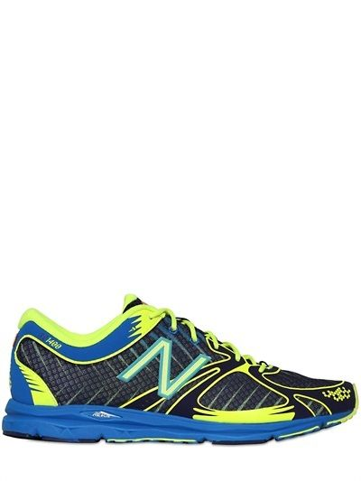 1400 Rubber & Mesh Running Sneakers. Fitness MenNew Balance ...