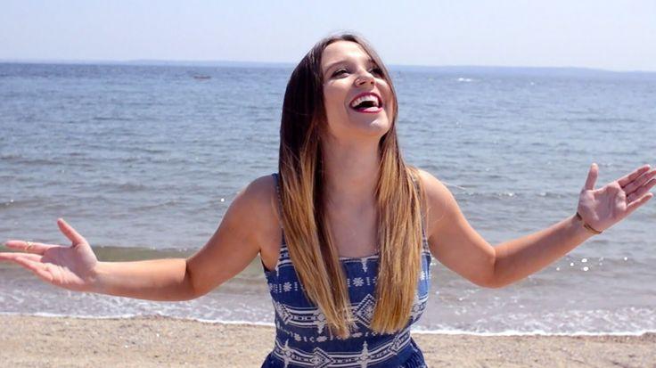 Sara Bareilles - Brave (Official Music Video Cover by Ali Brustofski)