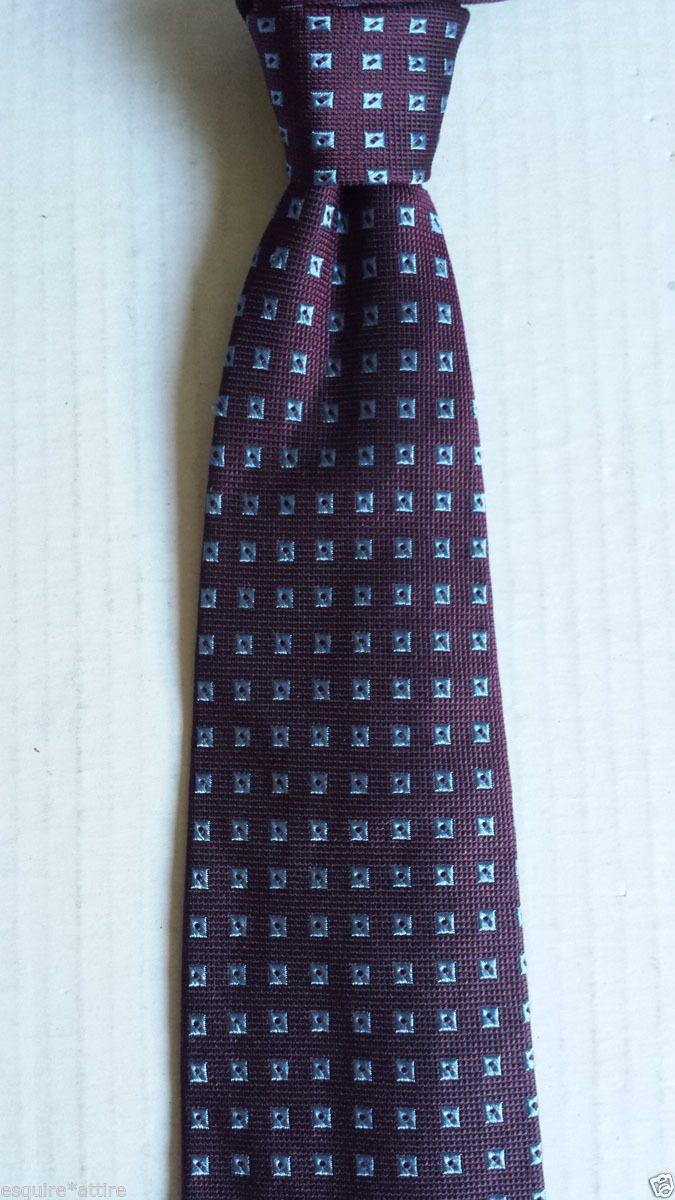 #accessories Lands End men dress silk neck tie NEW dark red (burgundy) withing our EBAY store at  http://stores.ebay.com/esquirestore