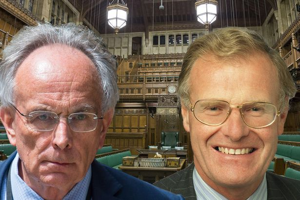 "A rival claimed Peter Bone and Christopher Chope could be ""marking their own homework"" after they gained seats on an obscure committee"