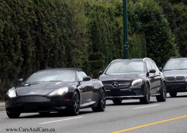 Aston Martin, Mercedes, BMW