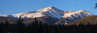 Mt. Elbert -- one of the 59 peaks over 14,000 feet located within Colorado!!!
