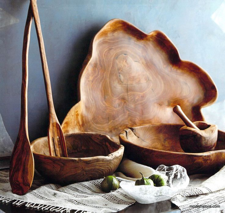 Roost Teak Wood Serveware & Utensil Collection has artistically shaped serveware and utensils hand-hewn from reclaimed Indonesian teak wood. A plethora of u