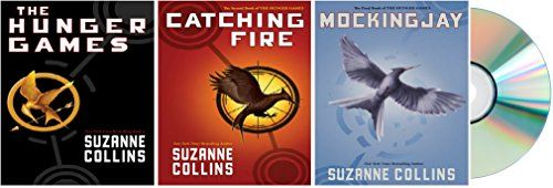 The Hunger Games Trilogy Audiobook Unabridged edition: The Hunger Games Catching Fire Mockingjay (The Hunger Games Trilogy Audiobook):Hunger Games Trilogy Audiobook