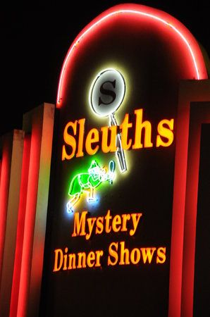Book your tickets online for Sleuths Mystery Dinner Shows, Orlando: See 1,252 reviews, articles, and 89 photos of Sleuths Mystery Dinner Shows, ranked No.14 on TripAdvisor among 71 attractions in Orlando.
