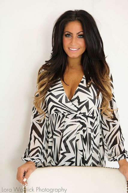 Jerseylicious Tracy Ombre Hair | www.pixshark.com - Images