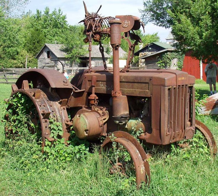 25+ Best Ideas About Old Tractors On Pinterest