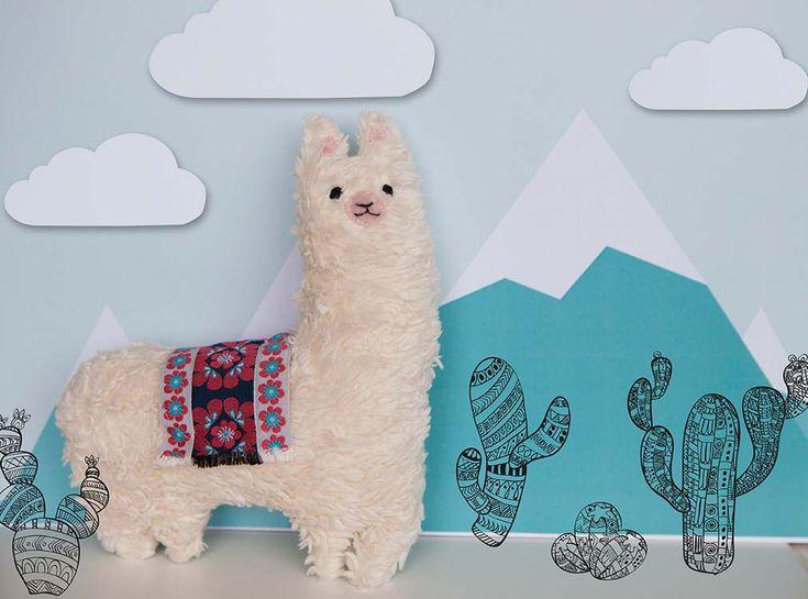 45 besten DIY - Lama Bilder auf Pinterest | Kuscheltiere, Lamas und ...