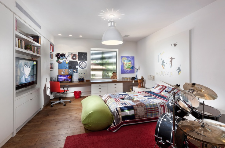 Kids Teen Room Design, Pictures, Remodel, Decor and Ideas