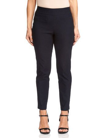 Core Bengaline Crop Legging from JacquiE $AUD69.95.  A wardrobe basic and in French Navy provides a difference from my black, if only a little!