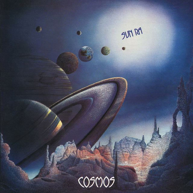 Moonship Journey By Sun Ra His Arkestra Cosmos Art Album Vinyl Sales