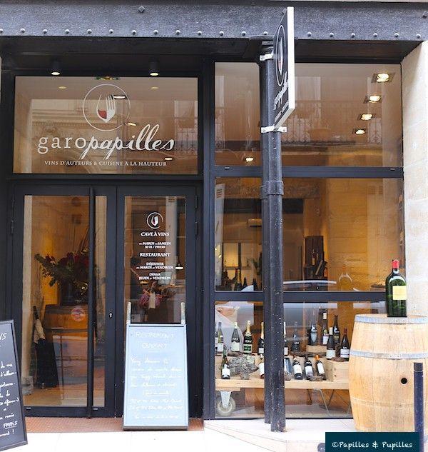 Restaurant GaroPapilles,  Menu du midi uniquement : 35€ (entrée-plat-dessert)