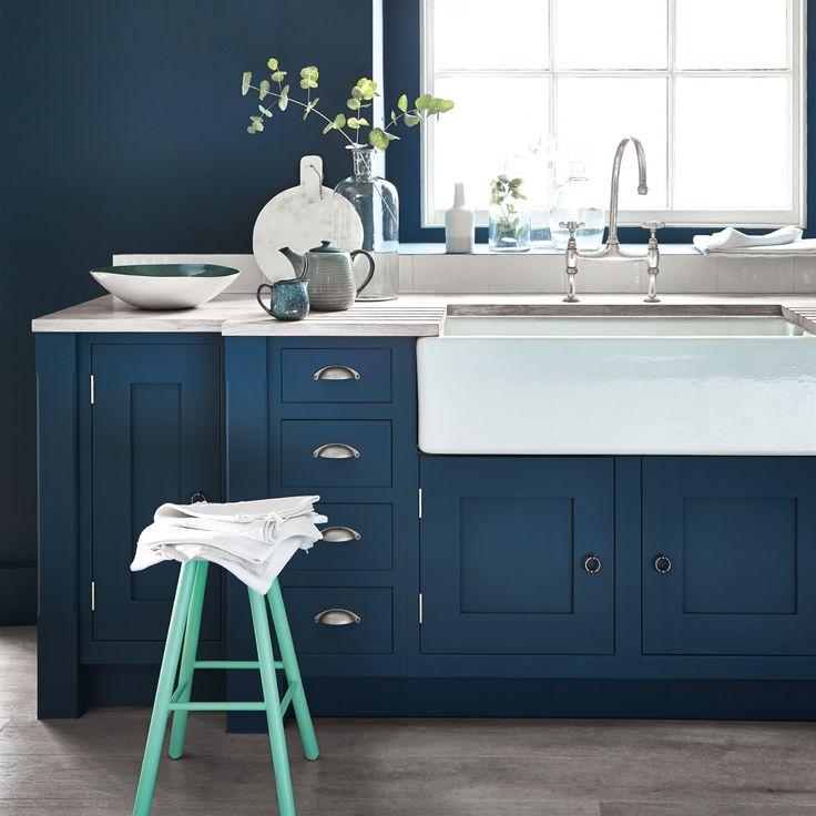 Hicks Blue Little Greene Paint Co