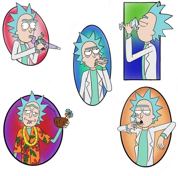 Rick And Morty Rick And Morty Rick Morty