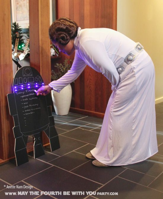 May The 4th Be With You Decorations: 39 Best Images About Star Wars DIY Décor On Pinterest