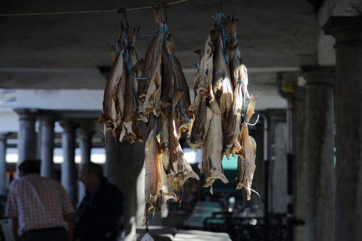 Brügge Fischmarkt