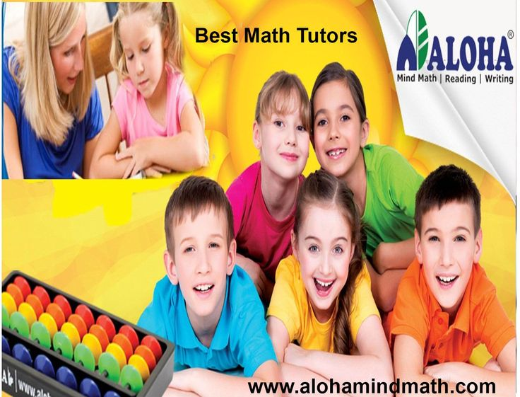 If you are looking for best math tutors for your child, then special training session about Abacus Math from ALOHA will help to develop mental arithmetical skills.