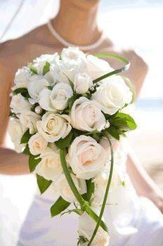 tropical bridal bouquet | Idee per un Bouquet da Sposa in armonia con lo stile delle nozze | www ...