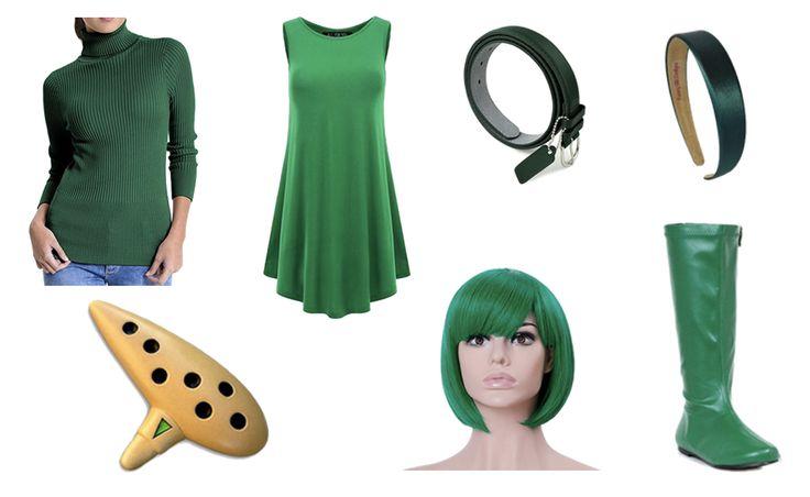 Saria Costume from Zelda: Ocarina of Time