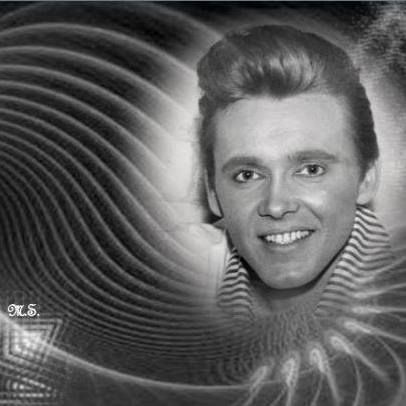 Billy Fury by Maureen Spurr