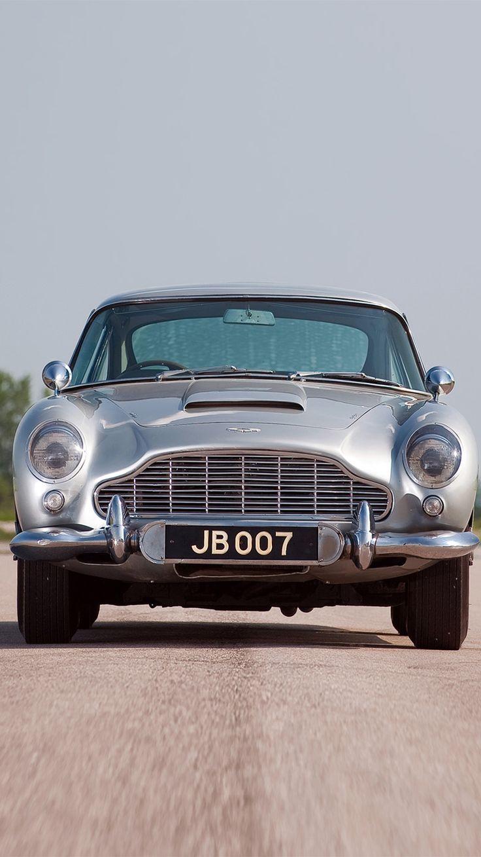 1960s James Bond Auto Mobile Car IPhone 6/6 Plus Wallpaper