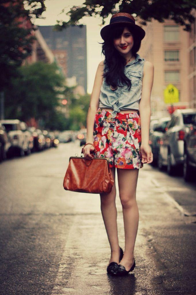 Moda de primavera en #querétaro