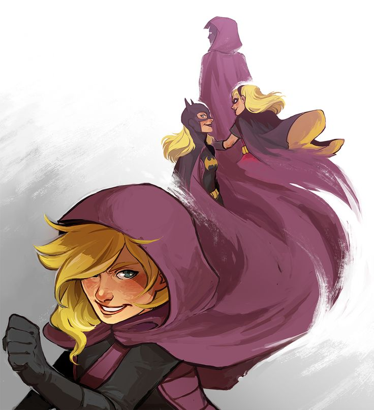 Stephanie Brown's Legacy - http://galactickohipot.tumblr.com/post/76895751422/guess-who-is-back