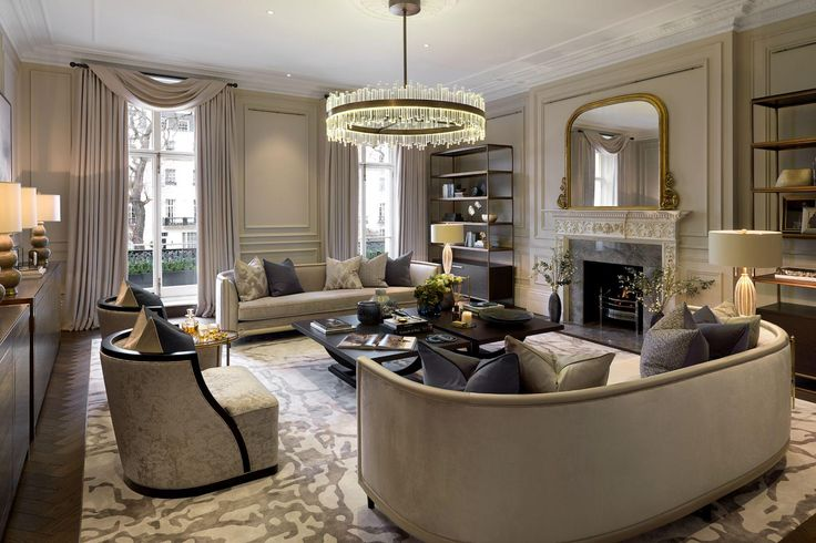 Laura Hammett is a luxury interior design & interior architecture studio in London specialising in residential projects for private individuals & developers