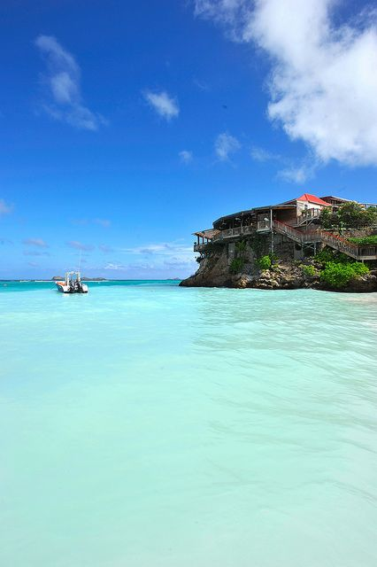 "Top 10 Caribbean Resorts  ""Eden Rock"" in St. Bart. Definitely one of the best Hotel/Resort in the Caribbean"