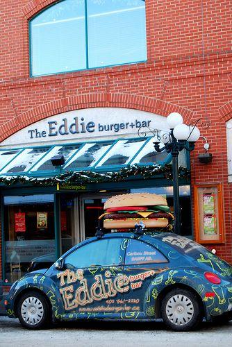 The Eddie burger + bar