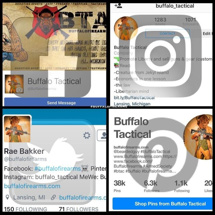 Follow us: 🔫Facebook: #buffalofirearms Pinterest: beardedguy Instagram: Buffalo_tactical Twitter: @buffalofirearms MeWe: Buffalo Tactical Gun Squad: buffalo_tactical  🔫Shop here: Website: www.buffalofirearms.com  #btac #buffalotactical #armedsociety   #greendragon #firearms #guns #warisaracket #legalizefreedom #molonlabe #antifederalist #igmilitia #veteran #1776 #libertarian #edc #Voluntaryist #NAP#taxationistheft
