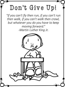 Martin Luther King Jr. Activity Worksheets, Coloring Pages