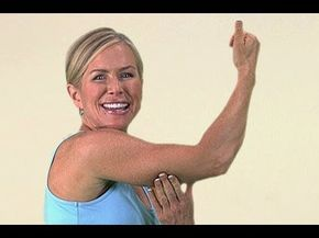 Comment perdre le gras de bras! - Trucs et Bricolages